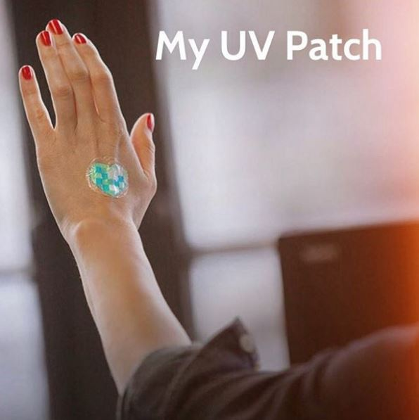 loreal_wearables_my_uv_patch_ces2016