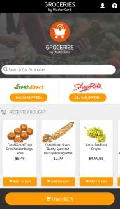 Groceries-App
