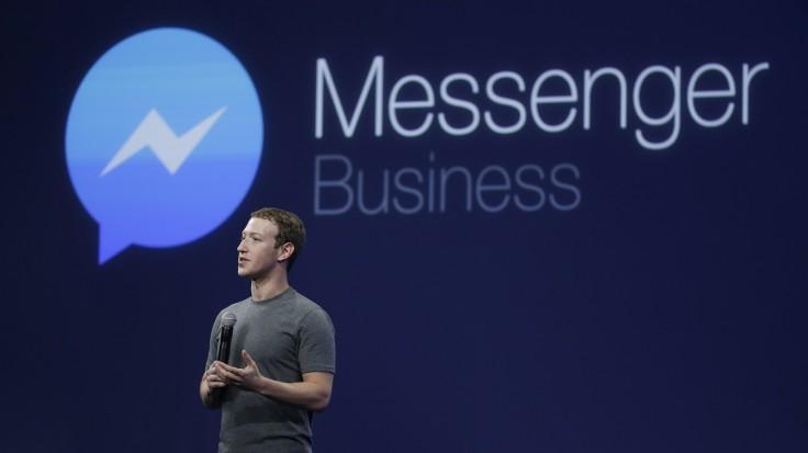 Zuckerberg-chatbot
